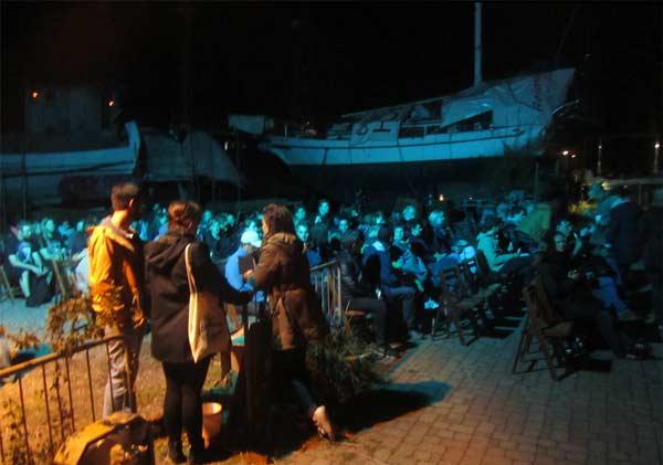 Tag der Städtebauförderung: Führungen und Kino auf Segeln