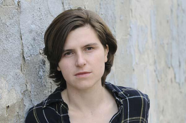 """Judith Schalansky liest in Greifswald aus ihrem Bildungsroman """"Der Hals der Giraffe"""""""