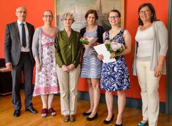 Zwei Studentinnen erhalten Genderpreis der Universität Greifswald