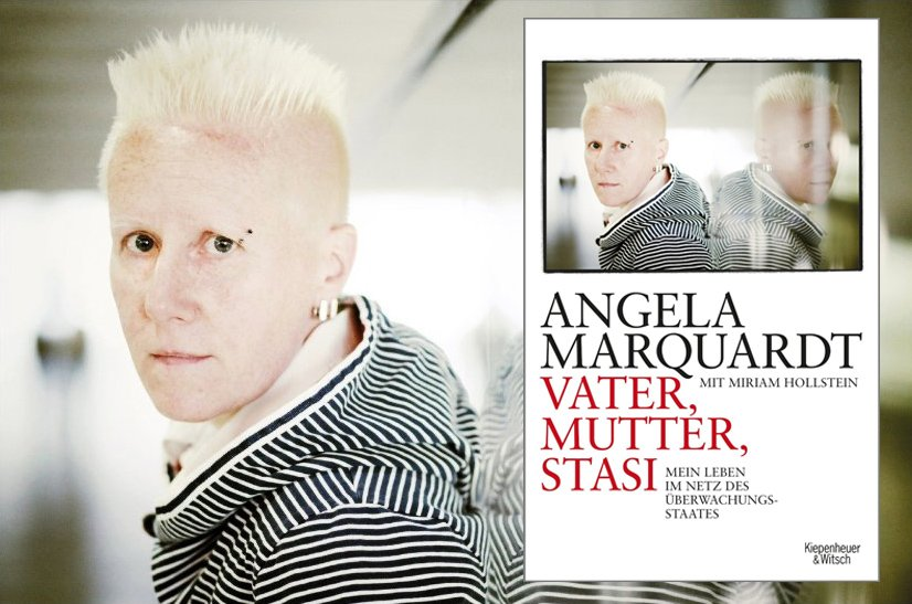Angela Marquardt Stasi Buch