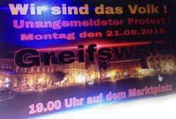 asylgegner greifswald flyer