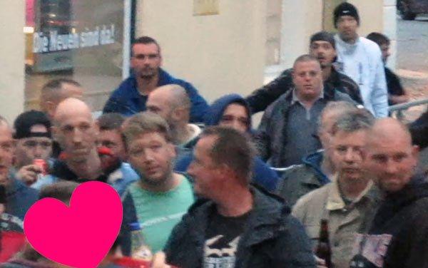 asylgegner neonazis greifswald