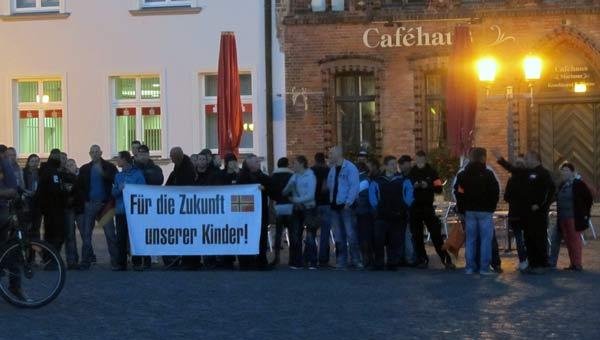 rassistische demo greifswald
