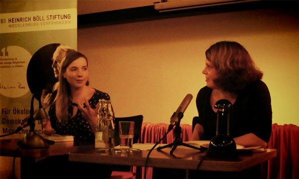 Im Gespräch mit Anne Wizorek