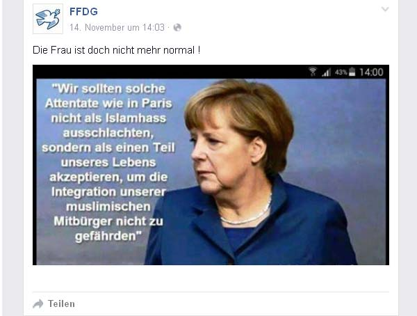 Kommt Kanzlerin Merkel heute wirklich?