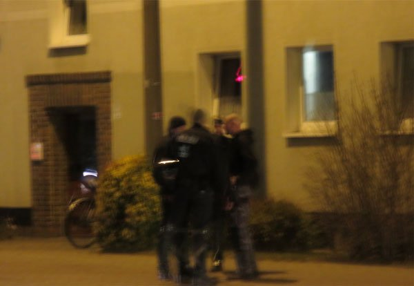 ffdg demoteilnehmer polizei
