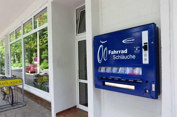 automat fahrradschlauch greifswald