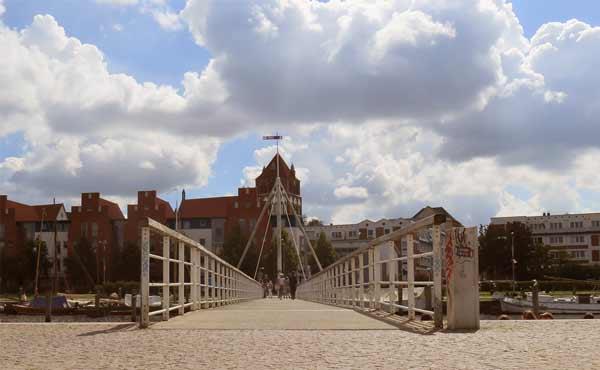 greifswald bruecke museumshafen