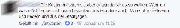 Arndtdebatte in Greifswald