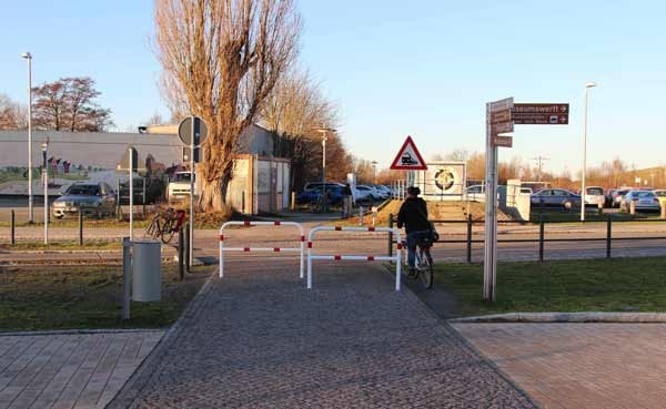 ADFC Greifswald Museumshafen