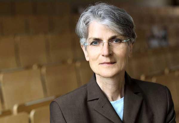Rektorin Prof. Dr. Eleonore Weber