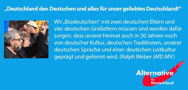 Ralph Weber AfD MV