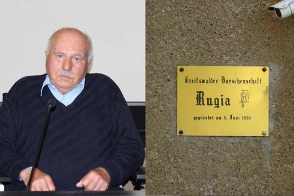 Rigolf Hennig vor dem Amtsgericht Verden