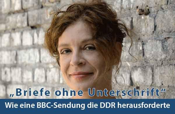 Susanne Schädlich DDR BBC