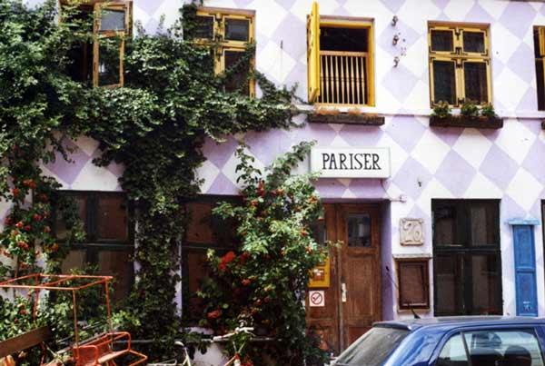 Café Pariser