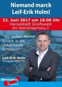 Niemand marck Leif-Erik Holm!