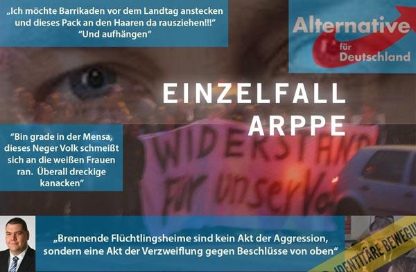 Einzelfall Holger Arppe