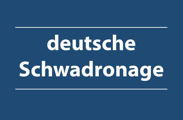 deutsche schwadronage