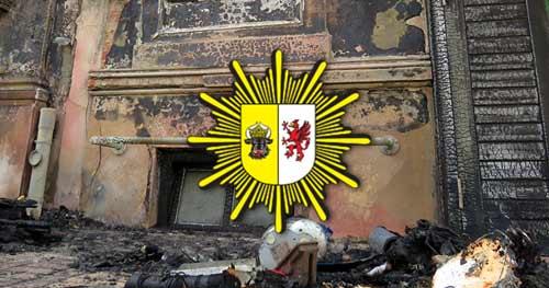Fortschritt bei der Aufklärung der Greifswalder Brandserie