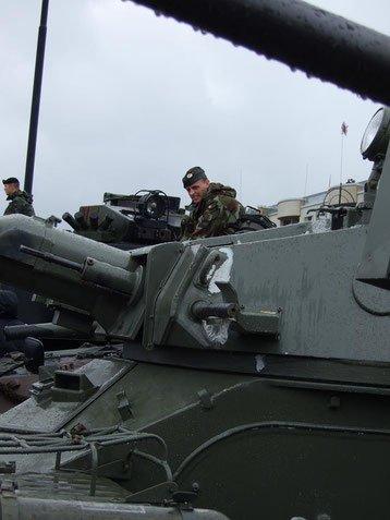 Truppen des Warschauer Pakts