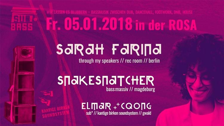 Sarah Farina ROSA Greifswald