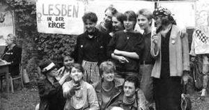 """""""Warum wir so gefährlich waren"""" über Lesben in der DDR und (k)eine Gedenkkultur"""