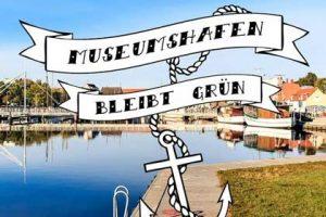 """""""Museumshafen bleibt grün"""": Über 4.000 Unterschriften für Bürgerbegehren gesammelt"""