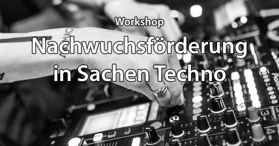 DJ Workshop ROSA WG