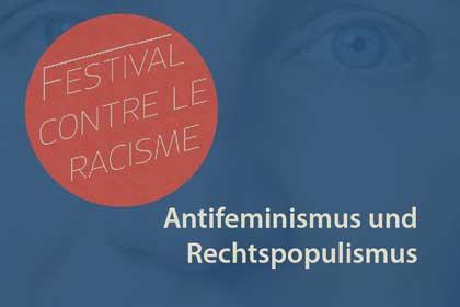 """Vortrag: """"Antifeminismus und Rechtspopulismus — Themen, Akteur*innen, Anschlussstellen"""""""