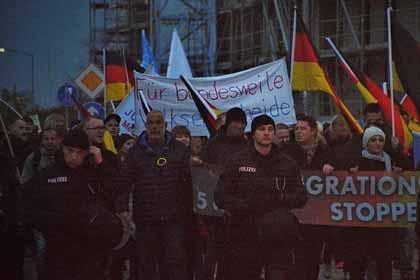 Greifswald im Fokus der Identitären Bewegung (?)