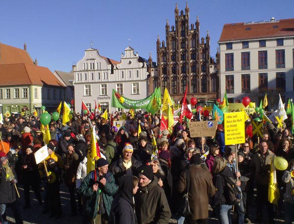 Anti-Atom-Demonstration 12.02.2011
