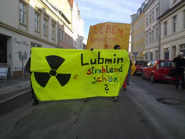 Anti-Atom-Demonstration 12.02.2011