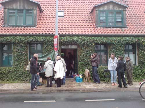 Stadtteilflohmarkt 2009