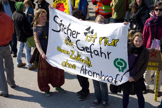 Anti-Atom-Treck Lubmin