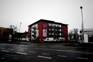 Luxuswohndepot Vulkanstraße fast fertiggestellt
