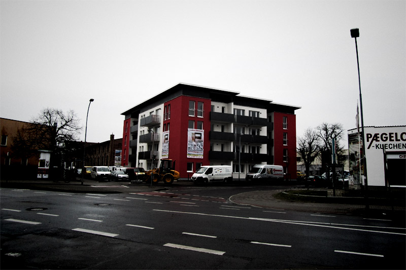 Eine Augenweide: das neue Studentenappartement Vulkanstraße