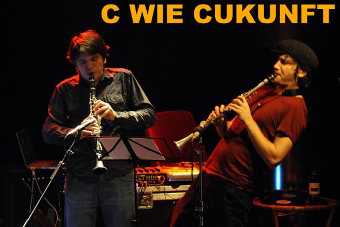 Um den Slogan gebracht: Klezmerband Cukunft (PL)