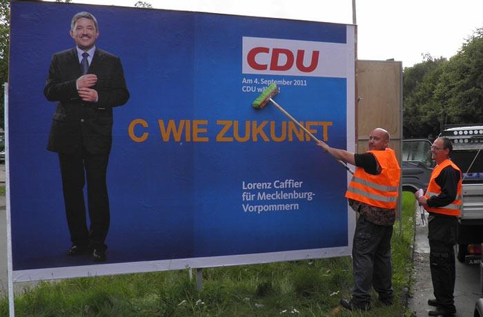 CDU-Pannenwahlkampf: Verhöhnt uns und interessiert Euch!