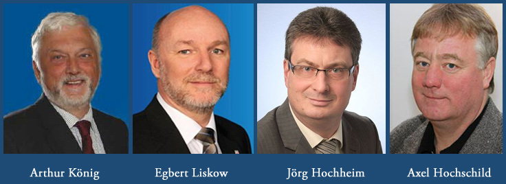 Die Greifswalder Stimmen im neuen Kreistag: CDU