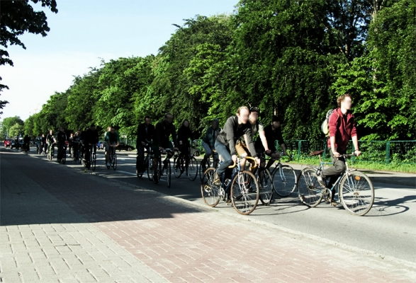 Critical Mass in Greifswald