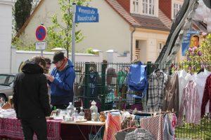 Fleischervorstadt-Flohmarkt 2013: Anmelden und mitmachen!