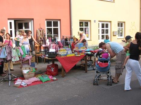 Stadtteilflohmarkt 2010