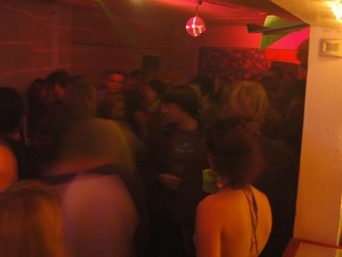 Party im WBS 70 / Elektro Pröger