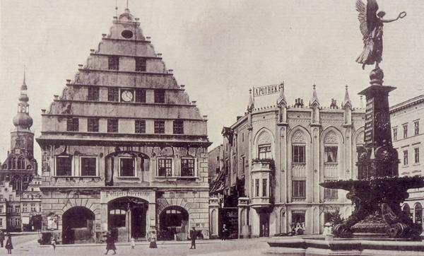 Umfrage: Ein Brunnen auf dem Greifswalder Markt?