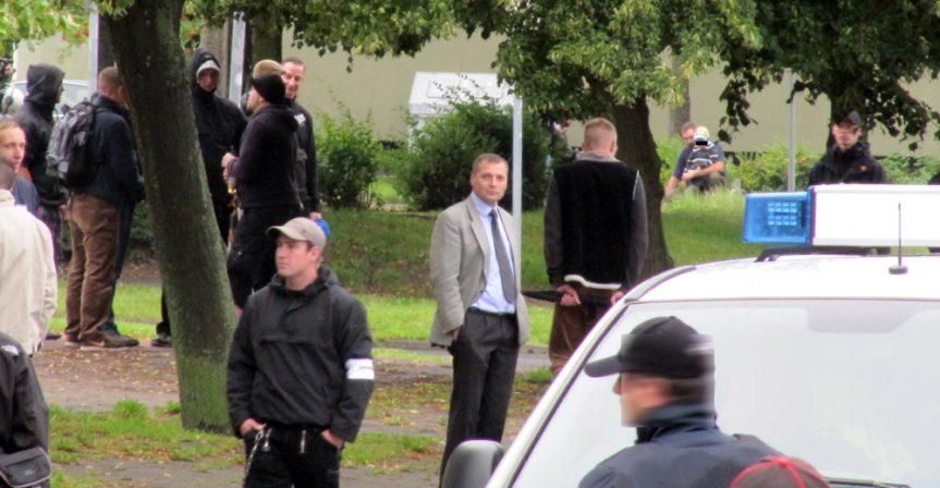 Erfolgreicher Protest gegen NPD-Kundgebung in Greifswald *Update*