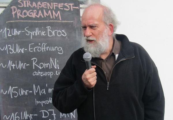 Jörg Kasbohm (Die Linke) schlägt Gestaltungssatzung als Lösung für die Brinkstraße vor