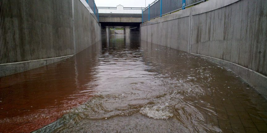 Fleischervorstadt: Badespaß im Abwasser!