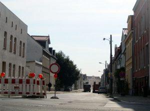Umgestaltungspläne für die Wiesenstraße online