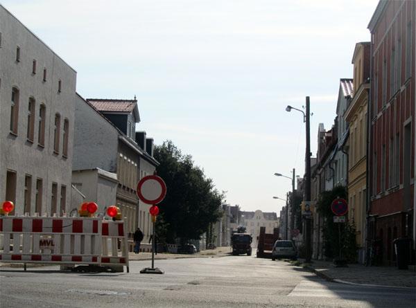 Sanierung der Wiesenstraße: Bauarbeiten im letzten Abschnitt haben begonnen