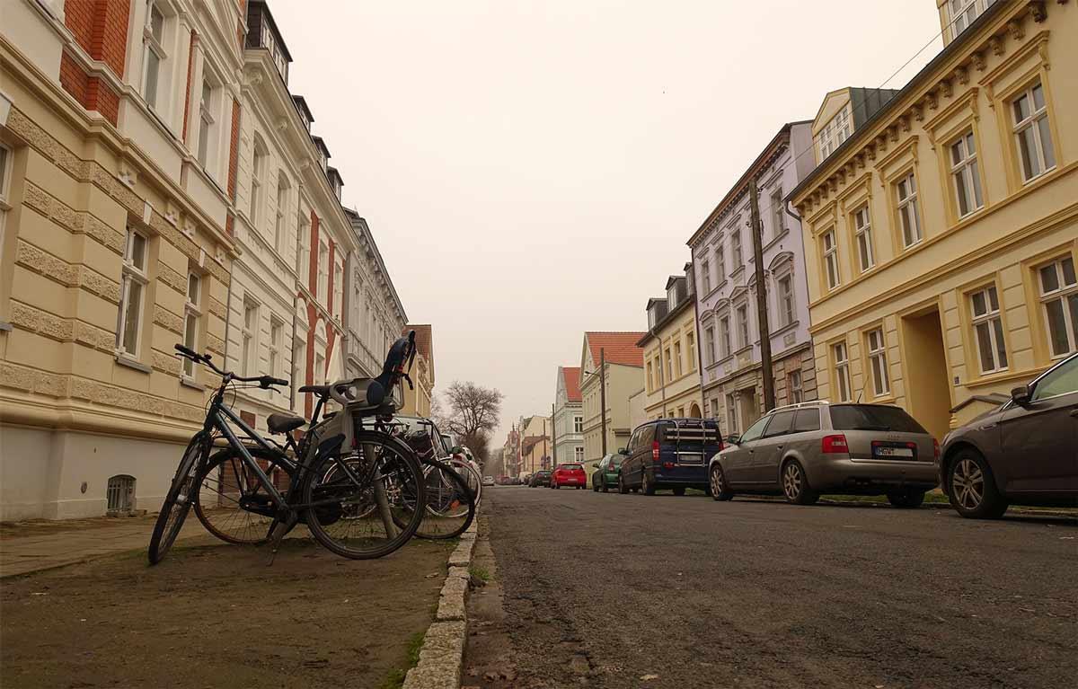 Arndtstraße Greifswald